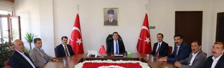 Bingöl Valisi Ali Mantı Ziyareti